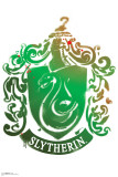 Slytherin Crest - Harry Potter and the Deathly Hallows Wall Decal