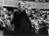 Jean Gabin: Le Président, 1961 Fotografiskt tryck av Marcel Dole