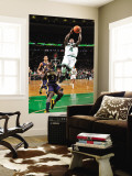 Indiana Pacers v Boston Celtics: Nate Robinson and Darren Collison Wall Mural by Brian Babineau