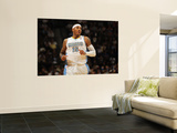 New York Knicks v Denver Nuggets: Carmelo Anthony Wall Mural by Doug Pensinger