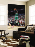 Boston Celtics v Atlanta Hawks: Nate Robinson Wall Mural by Scott Cunningham