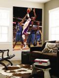 Washington Wizards v Phoenix Suns: Hakim Warrick and Al Thornton Wall Mural by Barry Gossage
