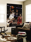 Chicago Bulls v Cleveland Cavaliers: Antawn Jamison and Carlos Boozer Wall Mural by David Liam Kyle