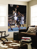 Minnesota Timberwolves v Dallas Mavericks: Corey Brewer, Tyson Chandler and Caron Butler Wall Mural by Glenn James