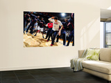 Chicago Bulls v Atlanta Hawks, Atlanta, GA - March 2: Kirk Hinrich Wall Mural by Scott Cunningham