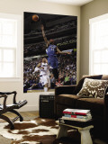 Minnesota Timberwolves v Dallas Mavericks: Corey Brewer and Shawn Marion Wall Mural by Danny Bollinger