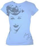 Lucy Face Tee Vêtement