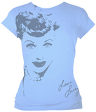 Lucy Face Tee T-shirts