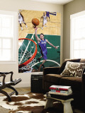 Orlando Magic v Utah Jazz: JJ Redick Wall Mural by Melissa Majchrzak