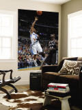 San Antonio Spurs v New Orleans Hornets: Chris Paul and Antonio McDyess Wall Mural by Layne Murdoch