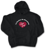 Hoodie: I Love Lucy - I'd Rather. Shirt