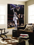 Miami Heat v Orlando Magic: Dwight Howard Wall Mural by Fernando Medina