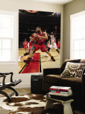 New Jersey Nets v Toronto Raptors: Brook Lopez Wall Mural by Ron Turenne