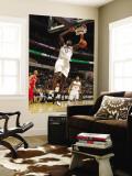 Houston Rockets v Charlotte Bobcats: Nazr Mohammed Wall Mural by Kent Smith
