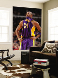 Los Angeles Lakers v Chicago Bulls: Kobe Bryant Wall Mural by Andrew Bernstein
