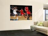 Toronto Raptors v Washington Wizards: DeMar DeRozan and Al Thornton Wall Mural by Ned Dishman