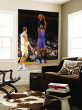 New York Knicks v Golden State Warriors: Amare Stoudamire Wall Mural by Rocky Widner
