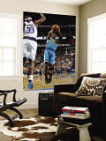 New Orleans Hornets v Dallas Mavericks: Chris Paul and Brendan Haywood Wall Mural by Layne Murdoch