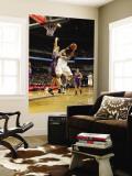 Phoenix Suns v Charlotte Bobcats: D.J. Augustin Wall Mural by Kent Smith
