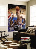 Memphis Grizzlies v Los Angeles Clippers: Zach Randolph, DeAndre Jordan and Blake Griffin Wall Mural by Noah Graham