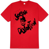 Social Distortion - Happy Face T-shirts