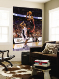 Miami Heat v Orlando Magic: Chris Bosh Wall Mural by Mike Ehrmann