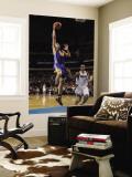 Golden State Warriors v Dallas Mavericks: David Lee and Jason Kidd Wall Mural by Danny Bollinger