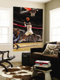 Denver Nuggets v Charlotte Bobcats: Gerald Wallace Wall Mural by Brock Williams-Smith
