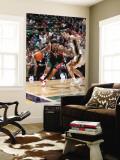 Milwaukee Bucks v Utah Jazz: Gordon Hayward, Chris Douglas-Matthews Wall Mural by Melissa Majchrzak