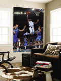 Dallas Mavericks v New Orleans Hornets: Emeka Okafor Wall Mural by Chris Graythen