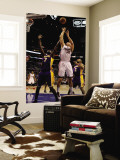 Los Angeles Lakers v Los Angeles Clippers: Blake Griffin and Lamar Odom Wall Mural by  Stephen