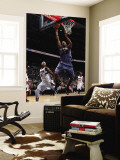 Charlotte Bobcats v Atlanta Hawks: Dominic McGuire and Josh Smith Wall Mural by Scott Cunningham