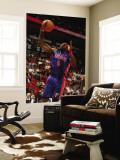 Detroit Pistons v Miami Heat: Ben Wallace Wall Mural by Issac Baldizon
