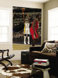 Los Angeles Clippers v Indiana Pacers: James Posey Wall Mural by Ron Hoskins