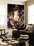 Dakota Wizards v Sioux Falls Skyforce: Wink Adams and Mike Gerrity Wall Mural by Dave Eggen
