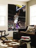 Sacramento Kings v Utah Jazz: C.J. Miles and Luther Head Wall Mural by Melissa Majchrzak
