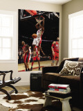 New Jersey Nets v Toronto Raptors: DeMar DeRozan Wall Mural by Ron Turenne