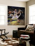 Utah Jazz v Dallas Mavericks: Jason Kidd and Deron Williams Wall Mural by Danny Bollinger