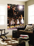 Miami Heat v Sacramento Kings: Dwayne Wade Wall Mural by Ezra Shaw