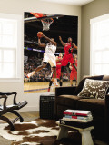 Toronto Raptors v Charlotte Bobcats: Kwame Brown Wall Mural by Brock Williams Smith