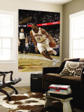 Philadelphia 76ers v Cleveland Cavaliers: Joey Graham Wall Mural by David Liam Kyle
