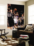 San Antonio Spurs v Los Angeles Clippers: Eric Bledsoe and Tiago Splitter Wall Mural by Noah Graham