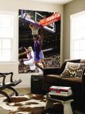 New York Knicks v Detroit Pistons: Amar'e Stoudemire and Ben Wallace Wall Mural by Allen Einstein