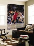 Houston Rockets v Oklahoma City Thunder: Luis Scola Wall Mural by Bill Baptist