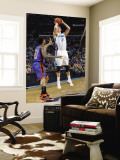 New York Knicks v New Orleans Hornets: Jason Smith and Wilson Chandler Wall Mural by Layne Murdoch