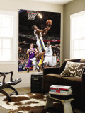 Los Angeles Lakers v Utah Jazz: Ronnie Price Wall Mural by Melissa Majchrzak