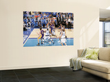 Los Angeles Lakers v Dallas Mavericks - Game Four, Dallas, TX - MAY 8: Kobe Bryant, Tyson Chandler, Wall Mural by Glenn James