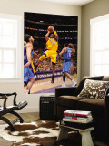 Dallas Mavericks v Los Angeles Lakers - Game One, Los Angeles, CA - MAY 2: Kobe Bryant Wall Mural by Andrew Bernstein