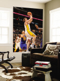 Golden State Warriors v Los Angeles Lakers: Pau Gasol Wall Mural by Noah Graham