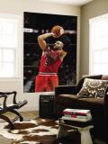 Chicago Bulls v Cleveland Cavaliers: Carlos Boozer Wall Mural by David Liam Kyle